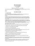 Tiêu chuẩn ngành 22 TCN 259-2000