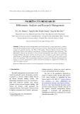 Bibliometric Analysis and Research Management (Phân tích cơ sở dữ liệu khoa học và quản lý nghiên cứu)