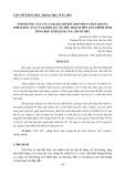 Ảnh hưởng của các loại bao bì kết hợp phun chất kháng ethylene (AVG) ở giai đoạn cận thu hoạch đến quá trình sinh tổng hợp ethylene của chuối tiêu