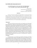Lý thuyết đạo đức về sự quan tâm - một điển hình của cách tiếp cận nữ quyền trong đạo đức học