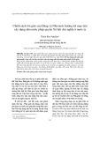 Chính sách tôn giáo của Đảng và Nhà nước hướng tới mục tiêu xây dựng nhà nước pháp quyền Xã hội chủ nghĩa ở nước ta