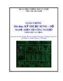 Giáo trình Mô đun: Kỹ thuật xung - số