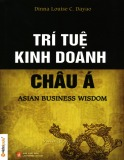 Châu Á và trí tuệ kinh doanh