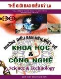 Khoa học - Công nghệ và những điều bạn nên biết