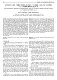 Xử lý dữ liệu thiếu trong nghiên cứu phụ tải bằng support vector regression (SVR)