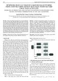 Mô hình dự đoán các tham số và kịch bản ra quyết định trong ngôi nhà thông minh sử dụng mạng nơ-ron kết hợp thuật toán active lezi