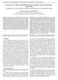 Đề xuất cấu trúc hệ thống quản lý khai thác mặt đường Việt Nam