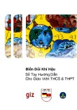 Biến đổi khí hậu - Sổ tay hướng dẫn cho giáo viên THCS và THPT