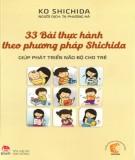 Phương pháp Shichida và 33 bài thực hành: Phần 2