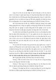 Tóm tắt Luận văn Thạc sĩ Ngân hàng: Rủi ro và hạn chế rủi ro trong cho vay tiêu dùng theo hình thức tín chấp tại ngân hàng thương mại cổ phần Kỹ thương Việt Nam