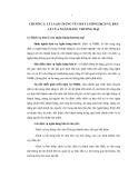 Tóm tắt Luận văn Thạc sĩ Ngân hàng: Nâng cao chất lượng dịch vụ bán lẻ tại Ngân hàng Đầu tư và Phát triển Việt Nam chi nhánh Hà Thành