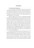 Tóm tắt Luận văn Thạc sĩ Ngân hàng: Nâng cao chất lượng cho vay đối với khách hàng doanh nghiệp lớn tại Ngân hàng thương mại cổ phần Công thương Việt Nam