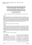 Ứng dụng thuật toán điều khiển bền vững cho hệ chuyển động tay máy almega 16