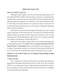 Tóm tắt Luận văn Thạc sĩ Ngân hàng: Quản lý rủi ro tín dụng tại Ngân hàng TMCP Kỹ thương Việt Nam - Techcombank