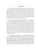 Tóm tắt Luận văn Thạc sĩ Ngân hàng: Phát triển kinh doanh ngoại tệ tại Ngân hàng Đầu tư và Phát triển Việt Nam (BIDV)