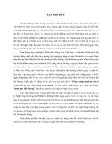 Tóm tắt Luận văn Thạc sĩ Ngân hàng: Tăng cường quản trị rủi ro trong cho vay tại Ngân hàng nông nghiệp và Phát triển Nông thôn Việt Nam- chi nhánh Thành phố Hải Dương