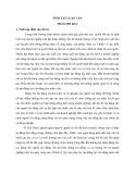 Tóm tắt Luận văn Thạc sĩ Ngân hàng: Tạo động lực lao động tại Ngân hàng TMCP Quân Đội