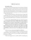 Tóm tắt Luận văn Thạc sĩ Ngân hàng: Phát triển cho vay khách hàng cá nhân tại Ngân hàng TMCP Đầu tư và Phát triển Việt Nam Chi nhánh Đồng Tháp