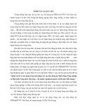Tóm tắt Luận văn Thạc sĩ Ngân hàng: Quản trị rủi ro tín dụng trong hoạt động cho vay tiêu dùng tại Ngân hàng Nông nghiệp và Phát triển Nông thôn Việt Nam - chi nhánh Agribank huyện Cái Bè tỉnh Tiền Giang