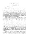 Tóm tắt Luận văn Thạc sĩ Ngân hàng: Kiểm soát nội bộ hoạt động tín dụng tại Ngân hàng thương mại cổ phần Bưu điện Liên Việt chi nhánh Bắc Giang