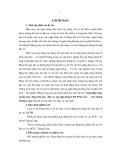 Tóm tắt Luận văn Thạc sĩ Ngân hàng: Giải pháp tăng cường huy động tiền gửi dân cư tại ngân hàng TMCP Sài Gòn-chi nhánh Thăng Long