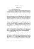 Tóm tắt Luận văn Thạc sĩ Ngân hàng: Tăng cường huy động vốn tại Ngân hàng Đầu tư và Phát triển Việt Nam chi nhánh DakLak