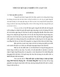 Tóm tắt Luận văn Thạc sĩ Ngân hàng: Phát triển dịch vụ khách hàng cá nhân tại Ngân hàng TMCP Sài Gòn Thương Tín – Chi nhánh Hàng Bài