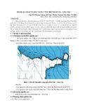 Đánh giá chất lượng nước vùng biển Hải Vân - Sơn Chà