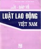 Luật lao động Việt Nam - Sổ tay hỏi đáp về pháp luật: Phần 2