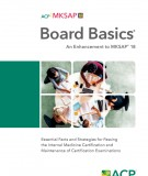 board basics - an enhancement to mksap® 18: part 1