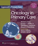 Primary care for oncology: Part 1