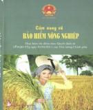Bảo hiểm nông nghiệp - Cẩm nang cho người dân: Phần 2