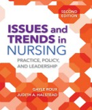 Nursing - Issues and trends (Second edition): Part 2