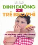 Trẻ béo phì và các dinh dưỡng cần thiết: Phần 2