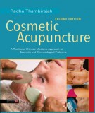 Acupuncture with cosmetic (Second edition): Part 1