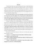 Tóm tắt Luận văn Thạc sĩ Ngân hàng: Chất lượng tín dụng doanh nghiệp tại Ngân hàng Hợp tác xã Việt Nam- Chi nhánh Thanh Hóa
