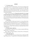 Tóm tắt Luận văn Thạc sĩ Ngân hàng: Giải pháp tăng cường quản lý rủi ro tín dụng tại Ngân hàng thương mại cổ phần Ngoại thương Việt Nam – Chi nhánh Hà Nội