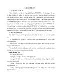 Tóm tắt Luận văn Thạc sĩ Ngân hàng: Phát triển hoạt động thanh toán không dùng tiền mặt tại ngân hàng Công thương chi nhánh Sơn La