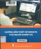 Người khiếm thị và sổ tay hướng dẫn thiết kế website: Phần 2