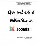 Giáo trình Thiết kế website động với joomla 1.72: Phần 1 - Lê Minh Tuấn