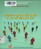 Mạng lưới xã hội và sự thể hiện bản sắc với Internet: Phần 1
