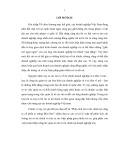 Tóm tắt Luận văn Thạc sĩ Kế toán: Phân tích rủi ro tài chính tại công ty cổ phần xi măng Bỉm Sơn