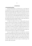Tóm tắt Luận văn Thạc sĩ Kế toán: Hoàn thiện phân tích hệ thống báo cáo tài chính tại Tổng công ty tài chính cổ phần Dầu khí Việt Nam thuộc Tập đoàn Dầu khí Quốc gia Việt Nam