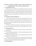 Tóm tắt Luận văn Thạc sĩ Kế toán: Phân tích báo cáo tài chính tại Ngân hàng TMCP Xuất nhập khẩu Việt Nam - Chi nhánh Vinh