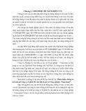 Tóm tắt Luận văn Thạc sĩ Kế toán: Hoàn thiện chứng từ kế toán tại Công ty cổ phần Tư vấn đầu tư mỏ và Công nghiệp - Vinacomin