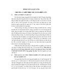 Tóm tắt Luận văn Thạc sĩ Kế toán: Hoàn thiện kế toán cho vay với việc tăng cường kiểm soát rủi ro tín dụng tại Công ty Tài chính TNHH một thành viên Công nghiệp Tàu thủy
