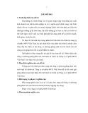 Tóm tắt Luận văn Thạc sĩ Kế toán: Hoàn thiện nội dung và phương pháp phân tích tình hình tài chính tại Công ty cổ phần MCO Việt Nam