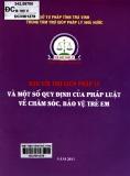 Một số quy định của pháp luật về chăm sóc, bảo vệ trẻ em - Bạn với trợ giúp pháp lý