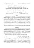 Nghiên cứu thu nhận và xác định một số định đặc tính của lignin peroxidase từ chủng  nấm mục trắng TL4