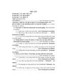 Tóm tắt Luận văn Thạc sĩ Quản trị kinh doanh: Nghiên cứu cơ sở khoa học cho xây dựng chiến lược kinh doanh của Công ty Cổ phần Tiêu chuẩn Việt (VSTANDA)